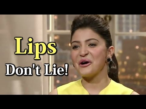 Anushka Sharma talks about her Lip Surgery, Deepika Padukone avoids questions on Anushka Sharma