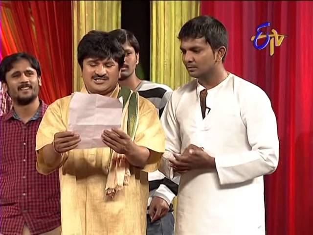 Jabardasth -  జబర్దస్త్  - Rocket Raghava Performance on 3rd April 2014