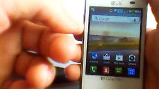 Como Tirar Screenshot (Print) No LG Optimus L3