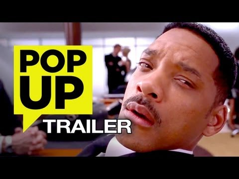 Movieclips PopUp Trailer - Men In Black 3 - Will Smith, Tommy Lee Jones, Josh Brolin 3D HD Movie