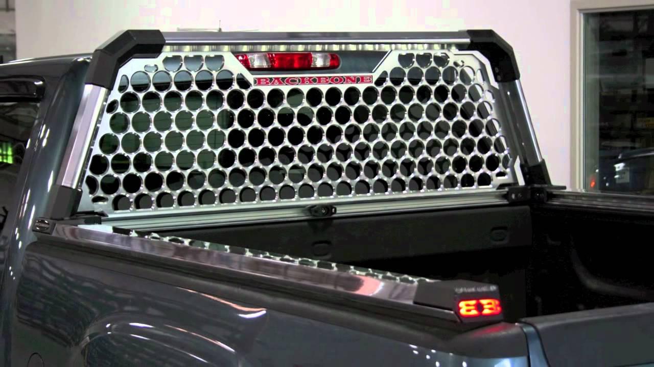 Backbone Truck Racks Youtube