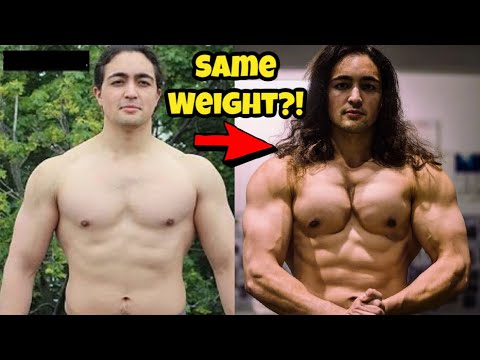 BODY RECOMPOSITION: Can You Build Muscle and Lose Fat at the Same Time!?