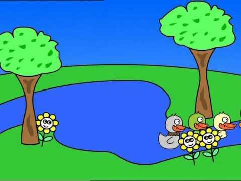 Gracie Lou - Six little ducks
