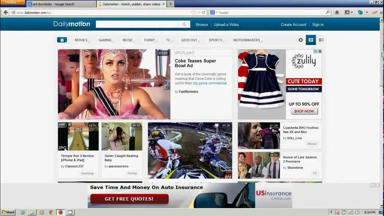 Download any video from any website FREE!!!! - YouTube