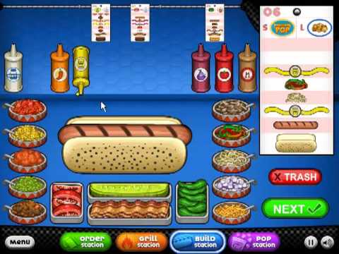 Papa's Donuteria - All Valentine's Day Toppings Unlocked (Rank 33, Day ...