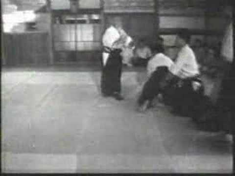 Morihei Ueshiba - The Founder of Aikido (complete) 5 of 5