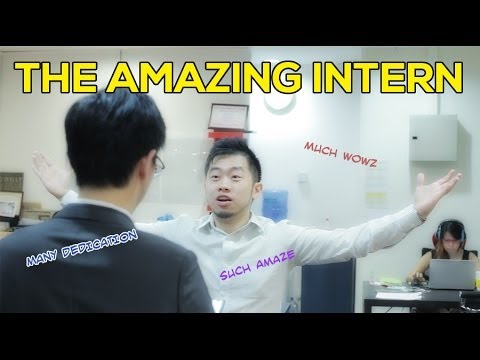The Amazing Intern