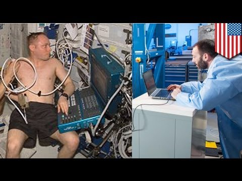 Zero gravity: NASA scientists find astronauts' heart become more spherical in outer space