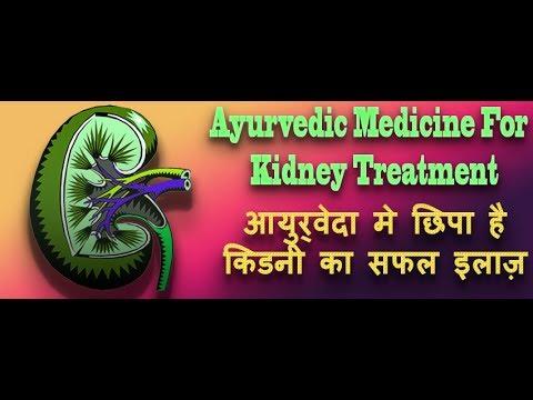 Kidney Disease Treatment in Hindi     आयुर्वेदा  में छिपा है किडनी का सफल इलाज   