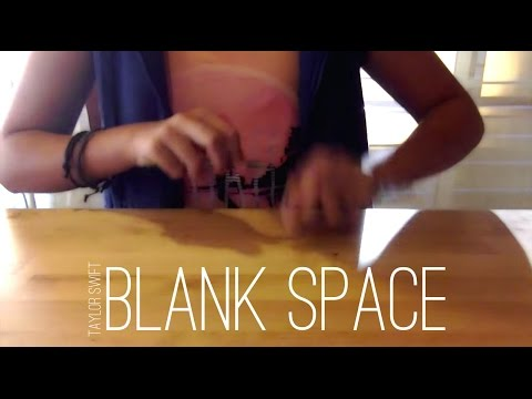 Blank Space - Taylor Swift (Pen Tapping Cover)