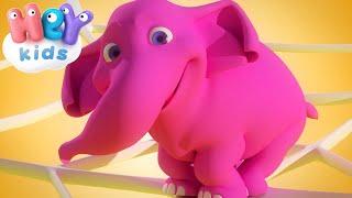Песни Для Детей - Считалочка про слоников + сборник Скачать клип, смотреть клип, скачать песню