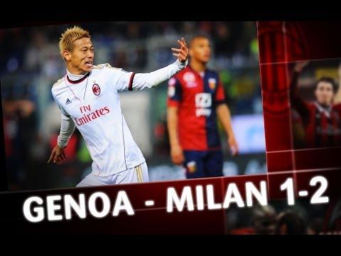 AC Milan | Genoa-Milan 1-2 Highlights