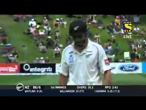 India vs NZ 2nd Test day 1 full Highlights