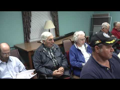 Champlain Town Board Meeting 10-8-13