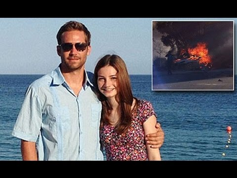 He Was Burned Alive' Paul Walker's Daughter Meadow Files Lawsuit Against Porsche