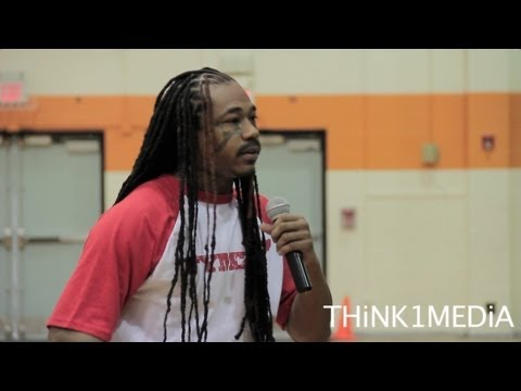 JIWE AND ARSONAL MOTIVATIONAL SPEECH AT ORANGE HIGH SCHOOL
