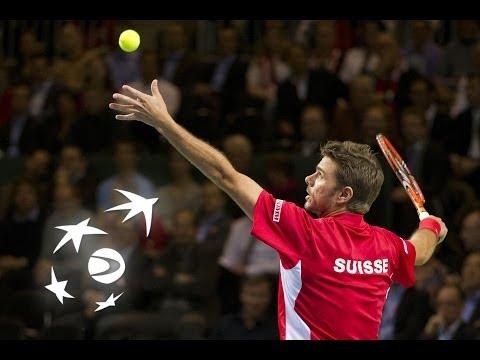 Highlights: Stanislas Wawrinka (SUI) v Andrey Golubev (KAZ)