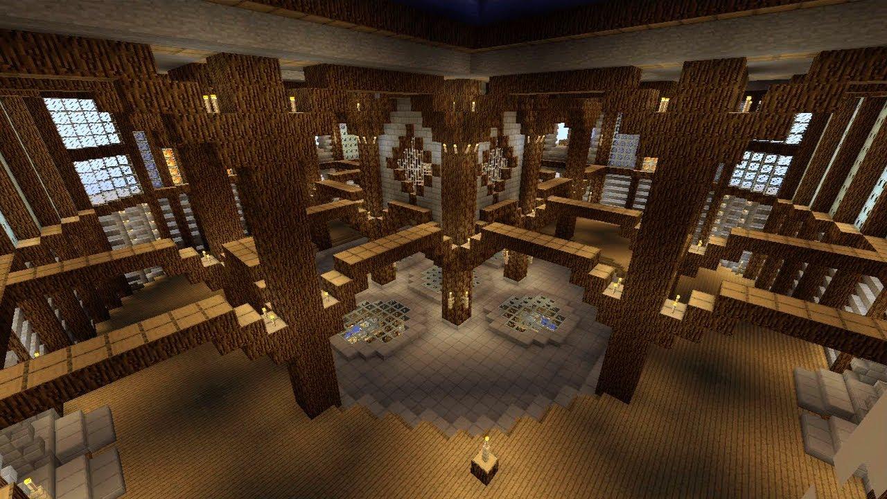 Minecraft Furniture Medieval