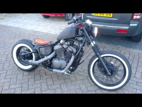 Bobber Honda Shadow 600
