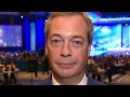 Farage: Trump has brought nationism to White House