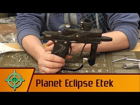 Обслуживание Planet Eclipse Etek 3, Etek 4