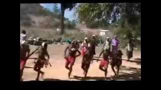 """Zimbabwe Traditional Dance """"Ngororombe"""""""