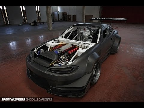 The Batman car S14 !!