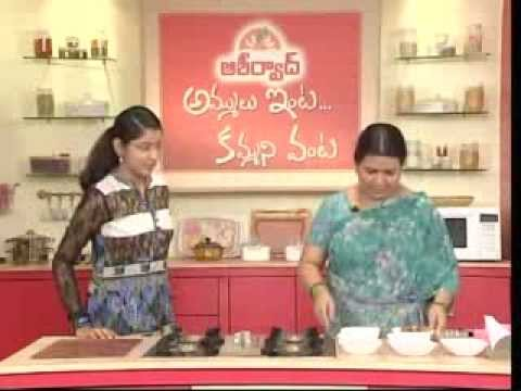 How to make Dry Fruit Laddu - Media Multiples - Ammulu Inta Kammani Vanta