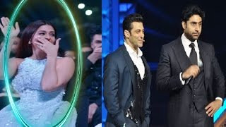 Abhishek Bachchan ??  ?????? Award show ??? Salman Khan ?? ????, Aishwarya ?? ???? ??? ???? ?????