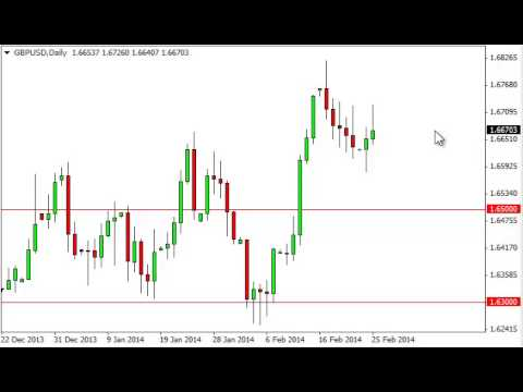 GBP/USD Technical Analysis for February 26, 2014 by FXEmpire.com