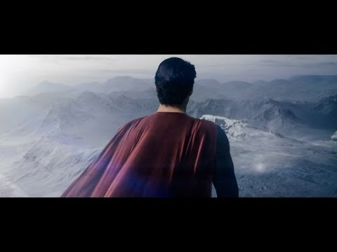 "Man of Steel - Official Trailer 3 [HD], http://manofsteel.com http://www.facebook.com/manofsteel In theaters June 14th. From Warner Bros. and Legendary Pictures comes ""Man of Steel"", starring Henry..."