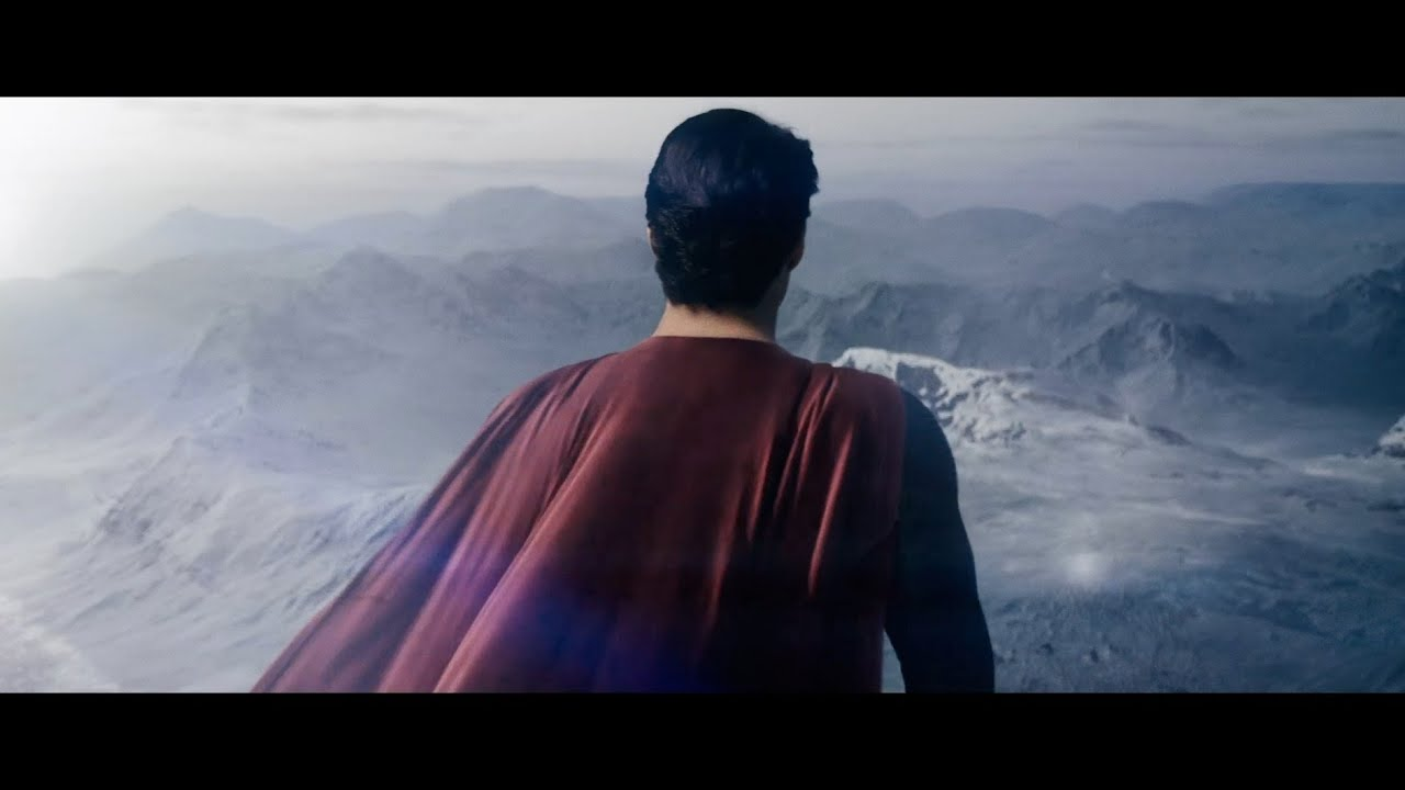 Man of Steel - Latest Official Trailer