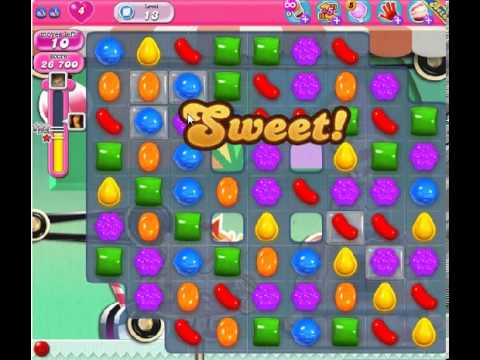 How to beat Candy Crush Saga Level 13 - 3 Stars - No Boosters - 38