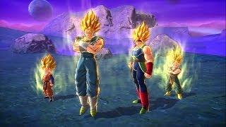 Dragon Ball Z: Battle Of Z Super Vegito Vs Majins