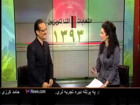 Interview with Farhad Darya, UN Goodwill Ambassador for Afghanistan