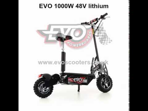 1000W 48V Litium LiFePo4 Battery by EVO Powerboards