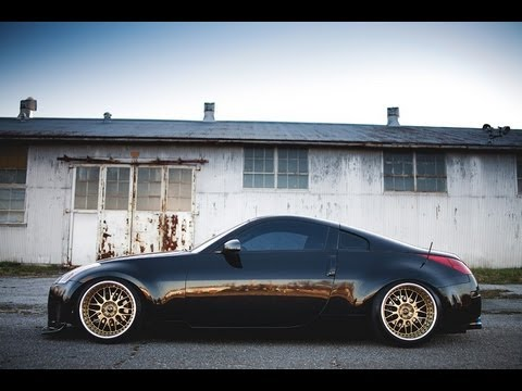 Nissan 350z turbo completion in (HD) !
