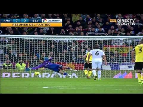 Festival de goles en victoria del Real Madrid