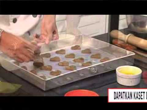 dvd choco nut cookies tutorial cara membuat hub 031-8480822-3