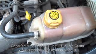 Limpeza del Radiador y Circuito de Refrigeración del coche