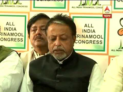 Mukul Roy announces TMC's Rajyasava nominees