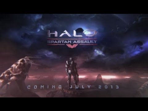 Halo: Spartan Assault Gameplay Clips and Screenshots