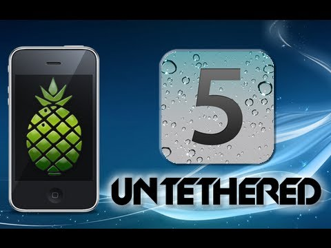 New Jailbreak 5.0.1 Untethered - iPhone 4, 3GS, iPad, iPod Touch 4G, 3G