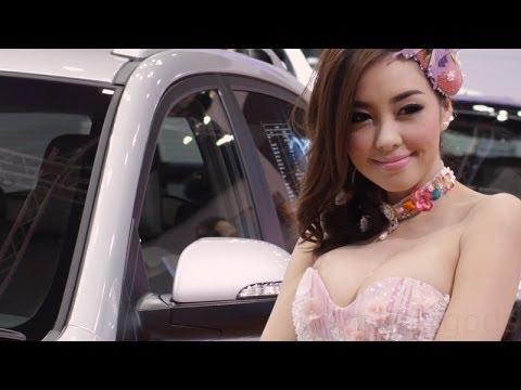 Bangkok Motor Show 2014 - Ssangyang model