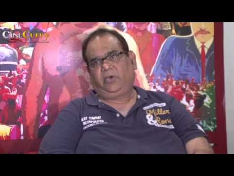 Press Meet Of Dekh Tamasha Dekh With Satish Saushik