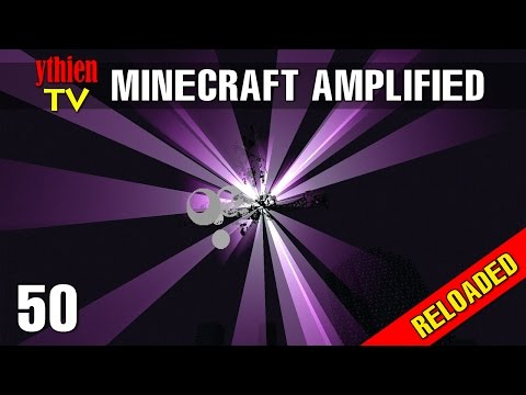 Minecraft Amplified RELOADED 50 (60 FPS) - Giết Rồng Ngàn Sub