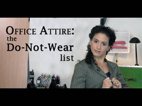 Job Interview Attire Makeup Etiquette And Key Points
