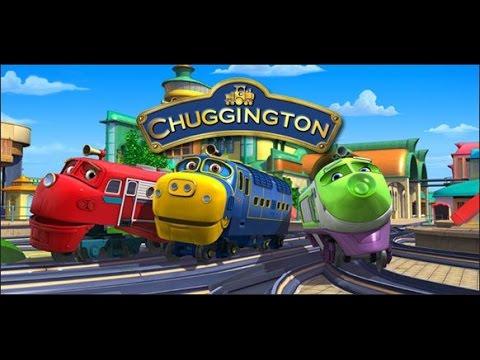 Веселые паровозики из Чаггингтона  Уилсон и вагон с бумагой Серия 50   мультики про транспорт