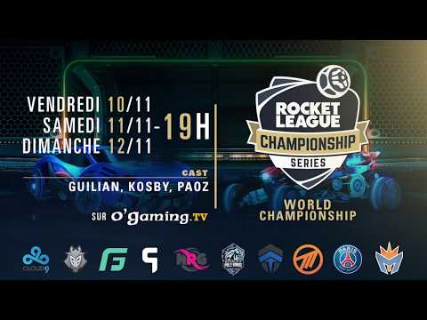 Trailer - RLCS S4 World Finals