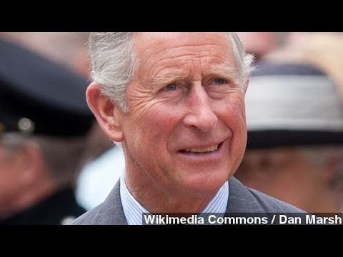Refugee Says Prince Charles Compared Putin To Hitler